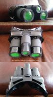 Splinter Cell night goggles by the-mirror-melts