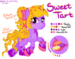 Gen3 Tentacle Pony 021 Special Adopt by mea0113