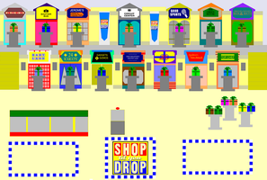 Shop Til You Drop Ideal Set 9 Bonus by JDWinkerman