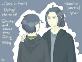 Sirius and Harry: Does it hurt by SaerwenApsenniel