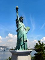 Liberty... in Japan by TheBurningWitch