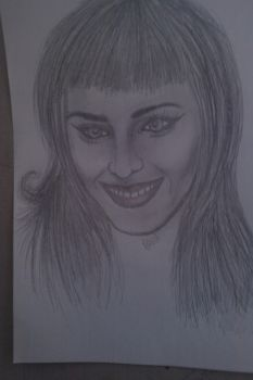Sketches 02 - Katy Perry by Daisymadness