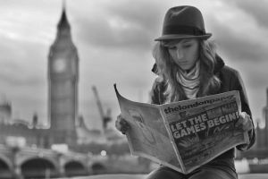 London by M829A3