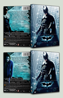 Dark Knight-Custom Dvd Cover by hobo95