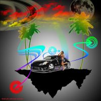 350z planet by souhail88