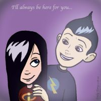 I'll always be here for you by basicallyemily21