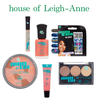 House of Leigh-Anne makeup 2 by Phabayane