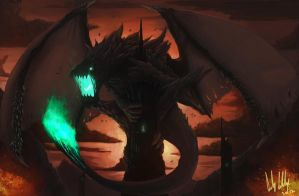 Darcius the Baleful by LGood20
