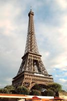 Eiffel Tower. by 3ammy