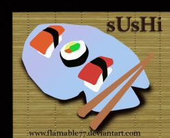 Sushi by flamable77
