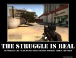 The struggle is real: Insurgency edition by Darthmelevis