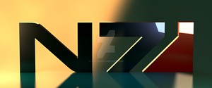 N7 v.3.1.1 Mass Effect by girfos