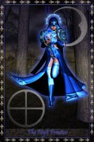 Mystic Tarot Contest Card 2 by rainbowkittyfuk