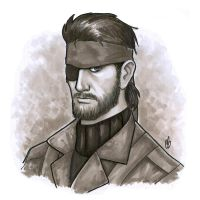 I'm Still In A Dream...Snake Eater by BigChrisGallery