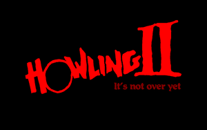 The Howling 2 -Wallpaper by DTWX