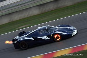 flaming FXX by arthobald