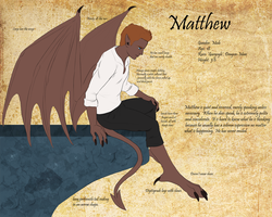 Matthew Reference Sheet by FallDeere