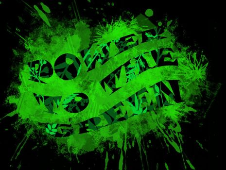 Power to the Green by hydrogenstudio