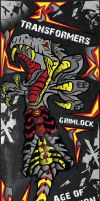 Age of Extinction by GraphRicks