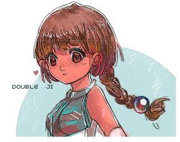 girl by RERUGE