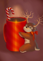 Hot Christmas Beverage by tod22
