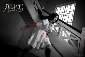 Alice - Alice Madness Returns Hysteria 1 by kiripipapillon