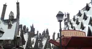 Hogsmeade by Churro900