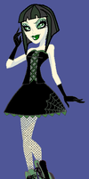 My monster high by 1happy2gurl3