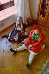 Rozen Maiden - Dolls by CherryMemories