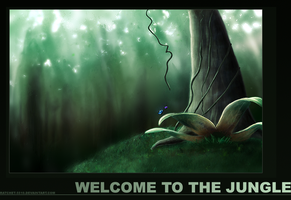 Welcome to The Jungle by Ratchet-5510