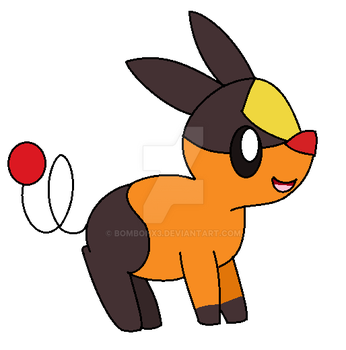 Tepig by Bombonx3