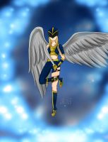 MM - Melody's Persona Angel by agent-ayu