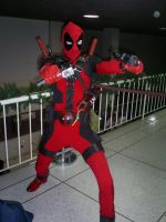 deadpool cosplay finish 3 by SHIZUKE1984
