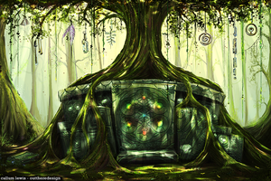 Tree of Life by outtheredesign