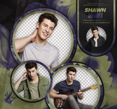 Pack Png 20 / Shawn Mendes by Cami-CE-PNGS