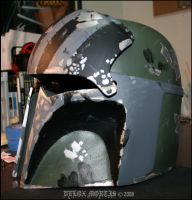 Velox Custom Mando WIP 07 by Velox-Mortis