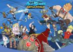 Playstation All-Stars Battle Royale by Memoski
