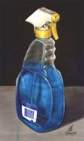 Windex Bottle by JillJohansen