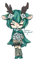Chibi : example by illysias