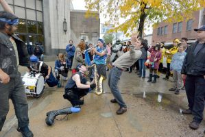 2014 Honk Festival,Chaotic Noise Cheer and Boogie2 by Miss-Tbones