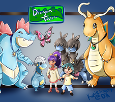 Pokemon/ Dragon Tales Crossover by Katiefrog217
