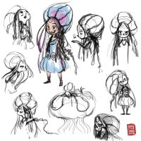 Physalia Concepts by lanegarrison