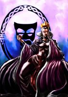 Disney Evil Queen by cric