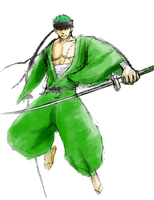 Zoro G Color by Zinfer