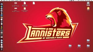 Desktop - House Lannister of Casterly Rock by TheGreatMoof