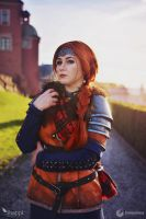 Cerys - The Witcher 3 by Shappi