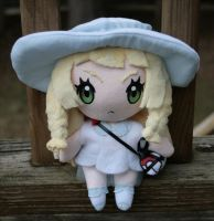 Tiny Lillie Plush by Nikicus