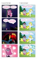 Pinkamena shorts : 7 and 8 (valentine special) by Crydius