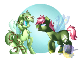 A Reunion Four Hundred Years In The Making by mechafone