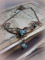 Fairy Necklace by Lirimaer86